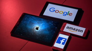 The tech giants are under increased scrutiny in Australia.