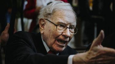 As usual, Warren Buffett is playing the long game.