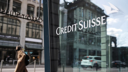 It's a little bit of history repeating in Credit Suisse's litany of losses