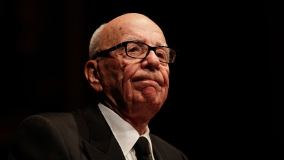 Rudd courted Murdoch when it was politically convenient: ex-News chief