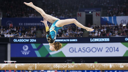 'You can't step out of line': Medals come at a price for gymnasts