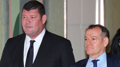 James Packer to be called to give evidence at Crown casino inquiry