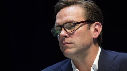 James Murdoch resigns from News Corp board