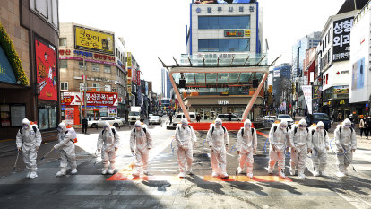 Were you on a bus with Patient No. 31? South Korea is on the hunt for infections