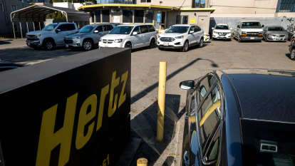 Hertz, the original 'meme stock', is turning out to be worthless