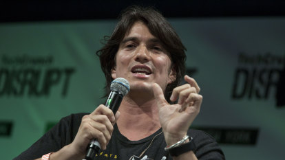 WeWork co-founder is the new 'most hated man in America'