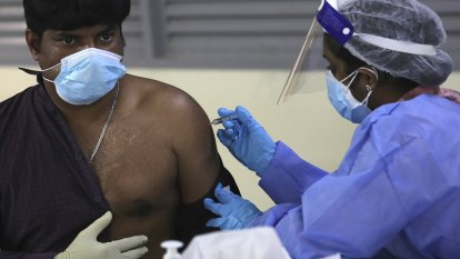 Third dose of China-made Sinopharm vaccine needed for some in UAE