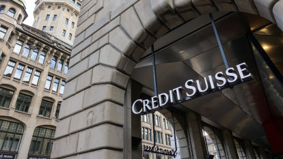 Credit Suisse charged in money laundering probe