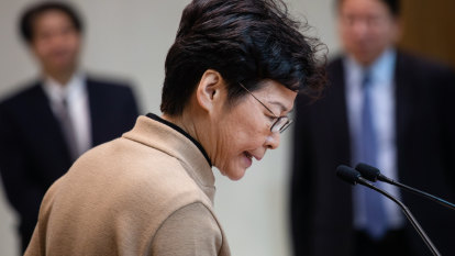 Carrie Lam warns of dire consequences if siege cannot be resolved