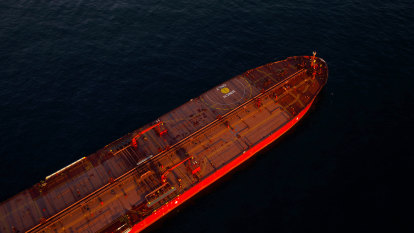 Virus crisis worsens for Caltex as ships store oil glut out at sea
