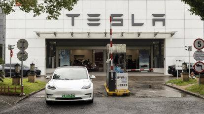 BHP's Australian nickel to power Tesla electric vehicles