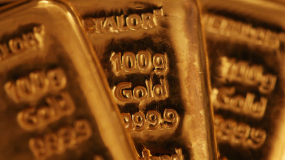 Gold rush: Virus has sparked round-the-clock race to fill vaults