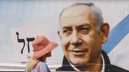 Accused and inescapable, Benjamin Netanyahu has long defined Israel