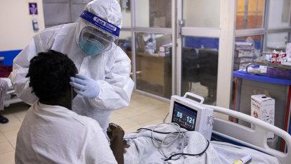 'Assume the worst': coronavirus variants in Africa worry scientists