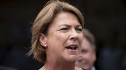 Water Minister Melinda Pavey ignored the state's own water releases