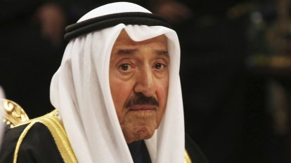 Kuwait ruler, long-time diplomat Sheikh Sabah, dies aged 91