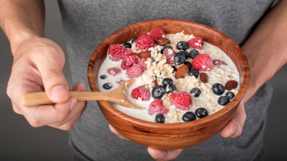 A low-fibre diet could lead to high blood pressure: study