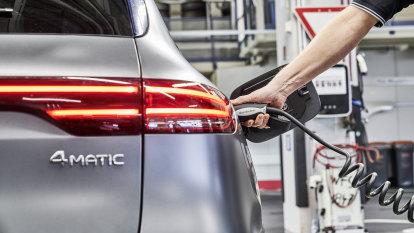 Peer pressure needed to spark electric vehicle sales in Australia