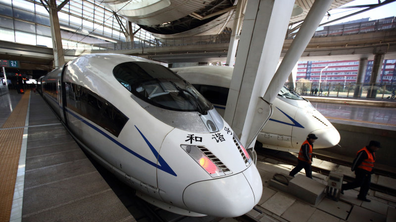 Faster trains to regional centres unlikely to be magic bullet