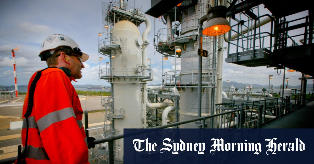 'We don't need it': Critics say plan for new gas power is unnecessary – Sydney Morning Herald