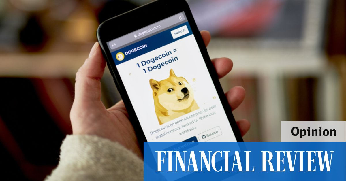 Don't be fooled by Tesla accepting dogecoin