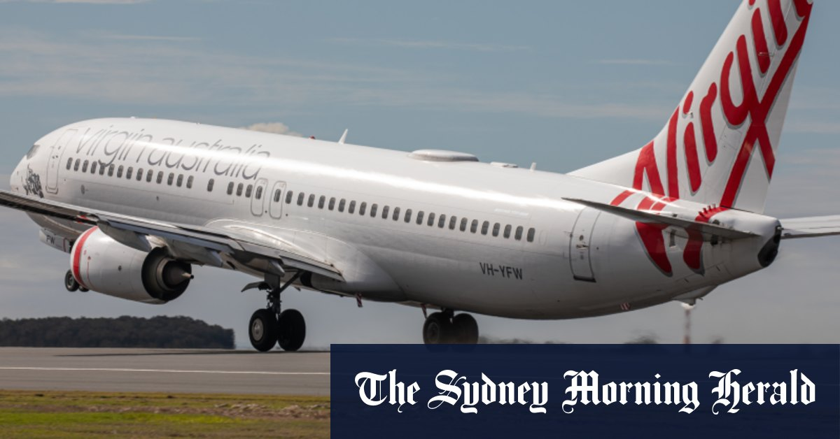 More Virgin flight delays expected as investigation finds source of outage – Sydney Morning Herald