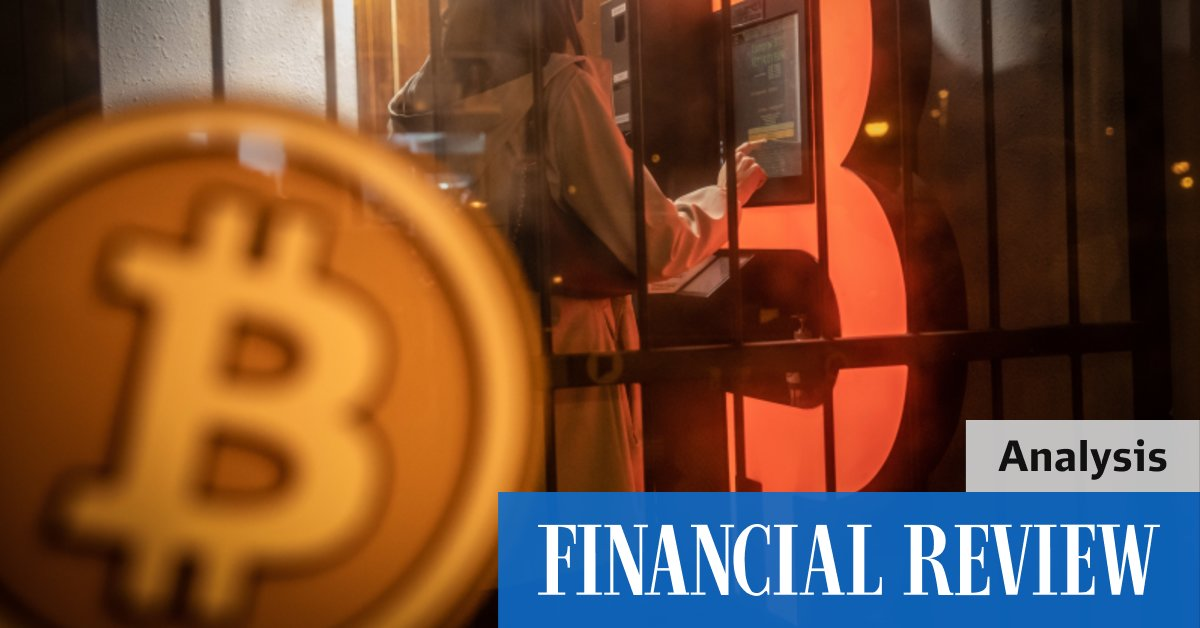 China's control of bitcoin mining terrifies investors
