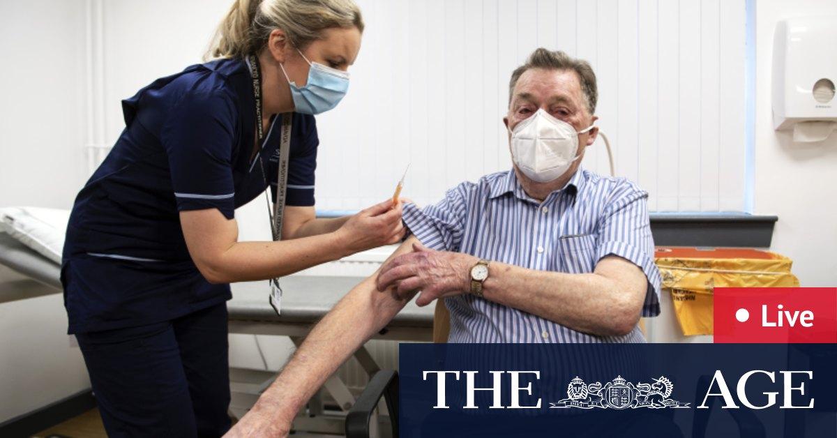 AstraZeneca denies report vaccine less effective in...