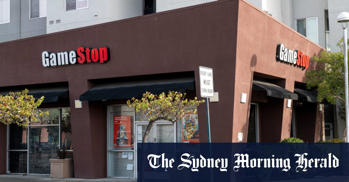 'Stunned': GameStop trading frenzy causes local mining company shares to soar – Sydney Morning Herald
