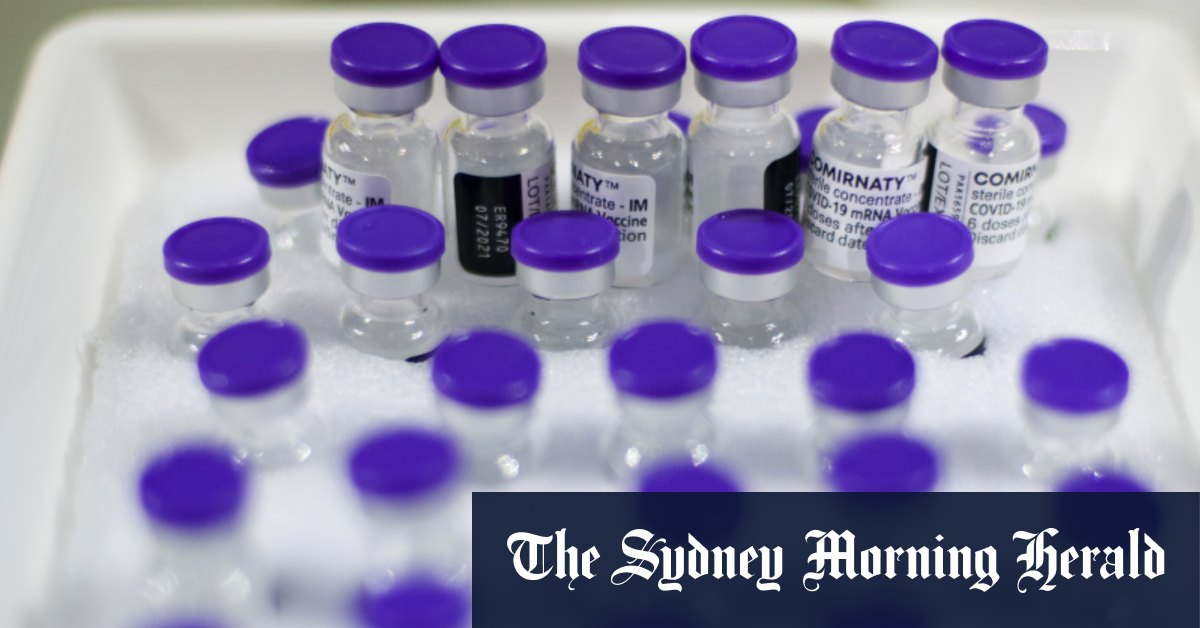 Move to Pfizer for whole Indigenous communities disability care residents in vaccine rollout – Sydney Morning Herald