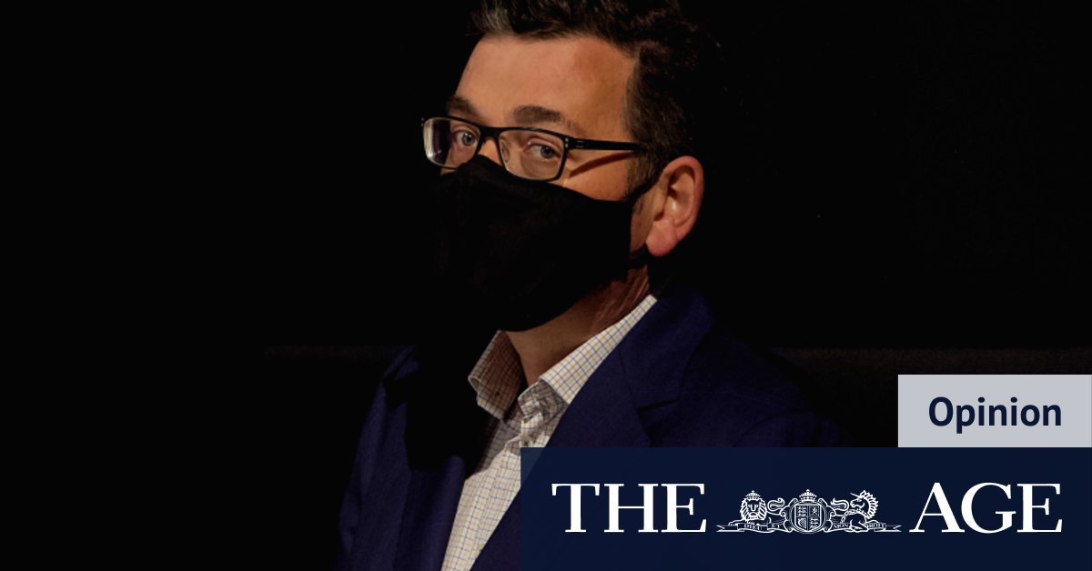 Andrews forgets ancient wisdom as his government falls apart before our eyes – The Age