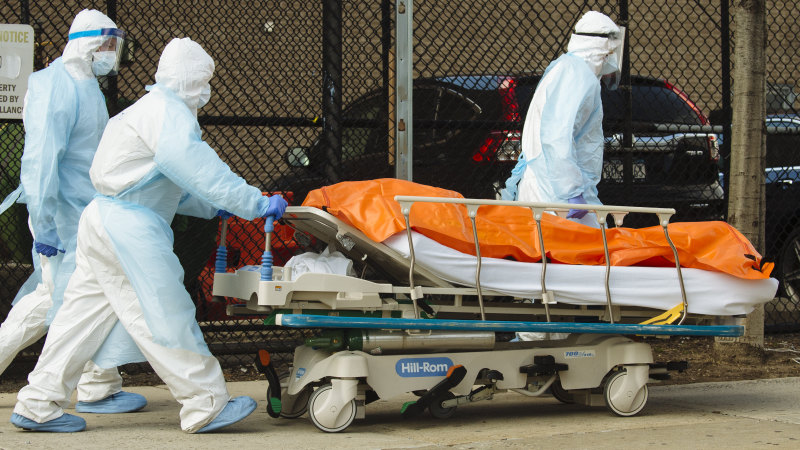 Coronavirus updates LIVE: COVID-19 cases surpass 1.8 million globally Australian death toll climbs to 61 – The Age