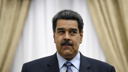 Venezuela government, opposition hold talks in Barbados