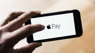 Industry fund-owned bank ME says digital wallets such as Apple Pay are at a 'tipping point.'