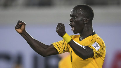 Mabil keen to take on more responsibility as World Cup odyssey begins