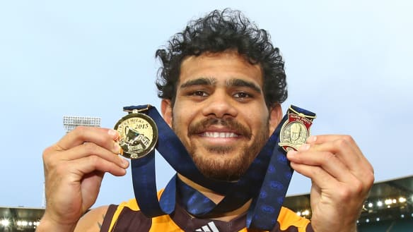 Eagles' Willie Rioli has the flair and name to star at the MCG on Saturday