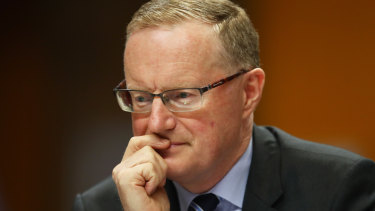 timeless design 5c01a 1f0a7 All eyes are on Reserve Bank governor Philip Lowe ahead of a potentially  history making Reserve