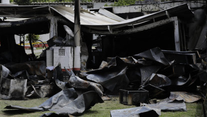 Youth players killed as fire sweeps through football club lodging in Brazil