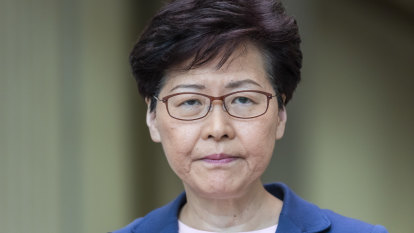 Hong Kong chief Carrie Lam offered to go but Beijing said no: report