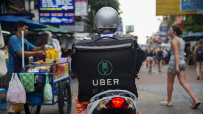 Commissioner prepares to hear Uber Eats, Deliveroo driver disputes