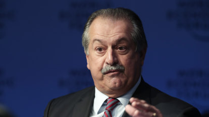 Andrew Liveris' Aramco pay revealed in oil giant's IPO disclosure