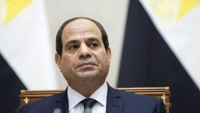 Egypt's al-Sisi dismisses corruption allegations