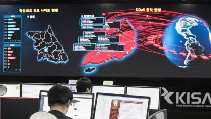 US cuts North Korea's cyber hacking revenue source