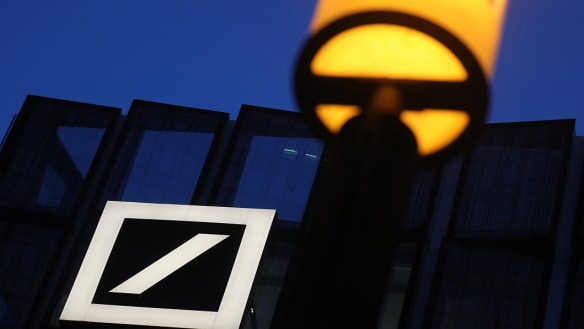 Scandal-plagued Deutsche Bank's future lies in the hands of these six players