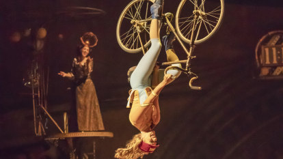 'Anything is possible': Cirque du Soleil returns to Australia with new production
