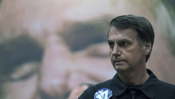 Amid violence, both Brazilian presidential candidates call for calm
