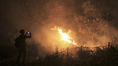 Horror fire season ahead with East Gippsland to bear brunt