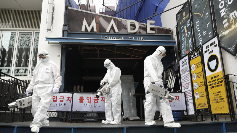 South Korea worries about a COVID-19 resurgence