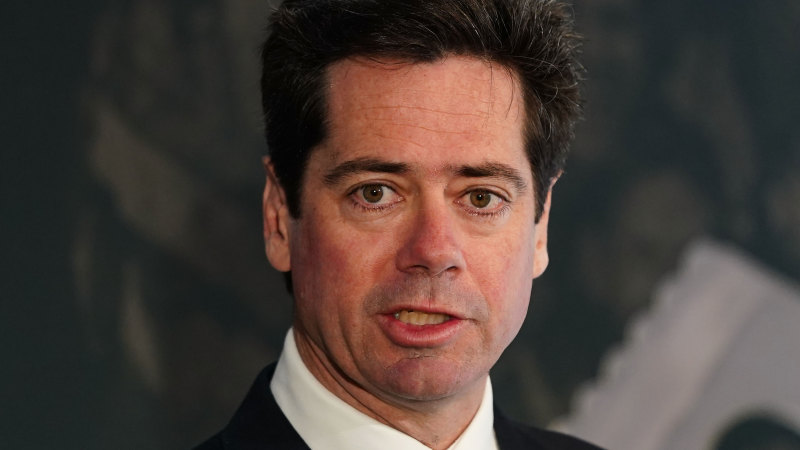 AFL well-placed for any coronavirus shock: McLachlan