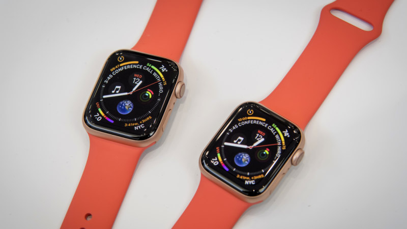 b302609117d5 Apple Watch Series 4 review  running unopposed